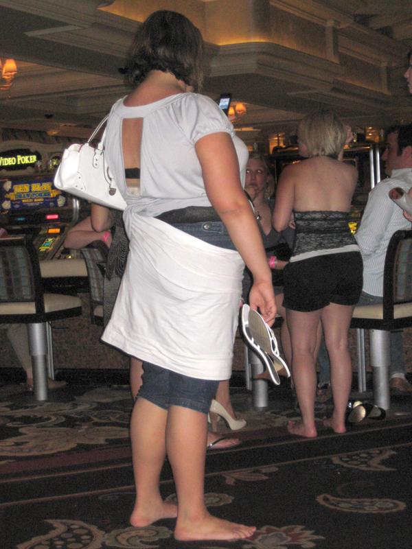 Las Vegas Casino. Fall 2008.